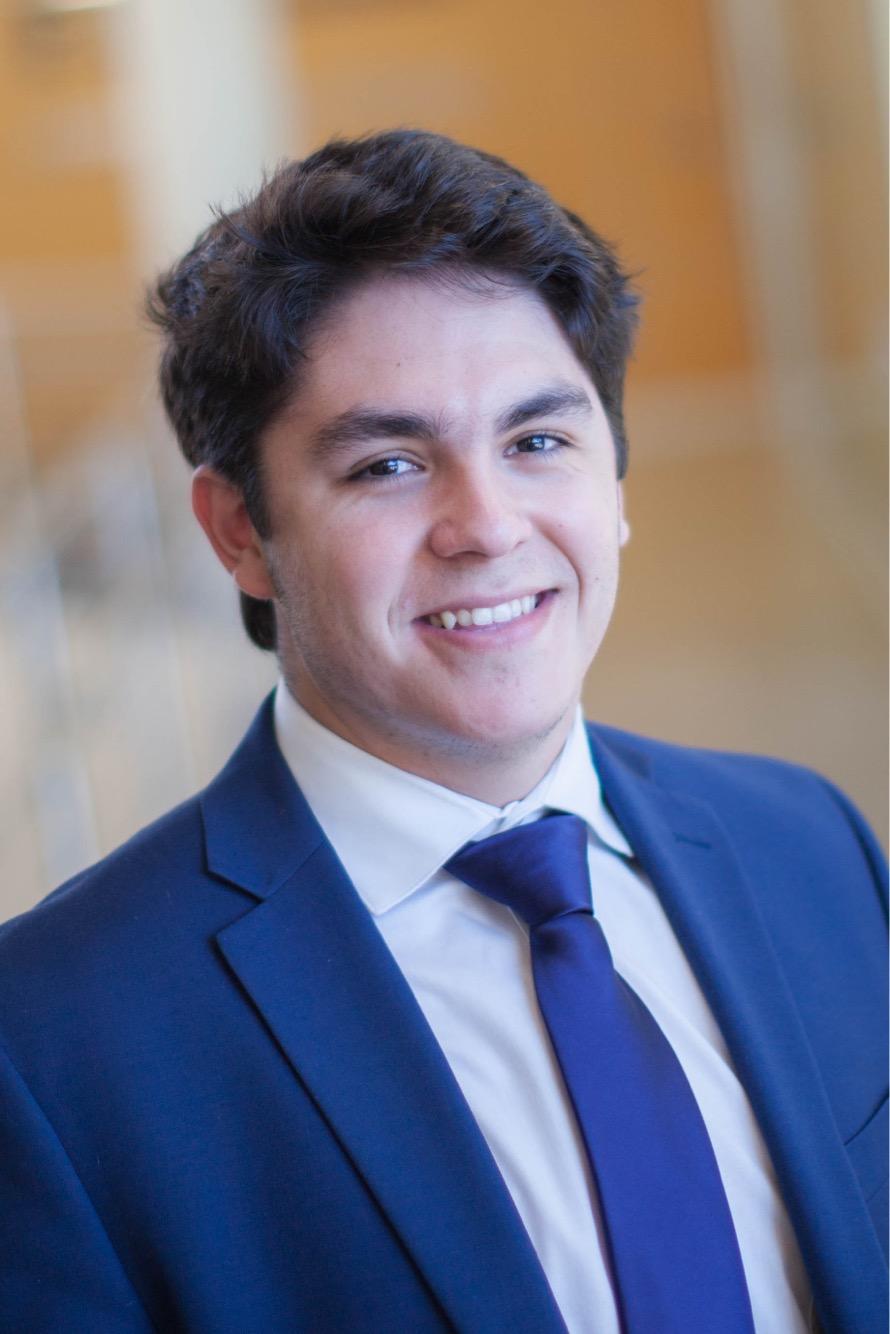 Gabriel San Roman   Director of Global Capital Markets