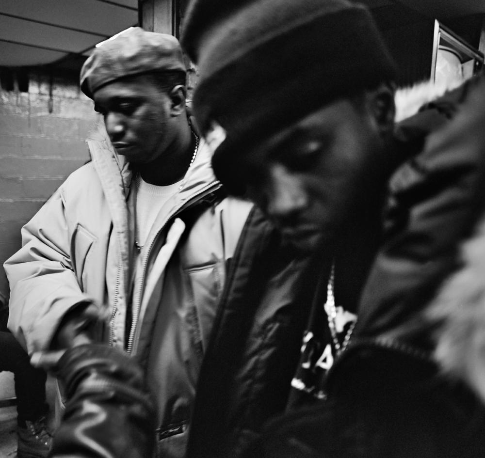 Kool G Rap + Nas