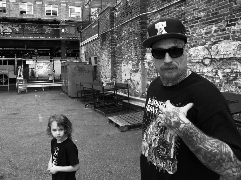 Danny Diablo + Dillinger