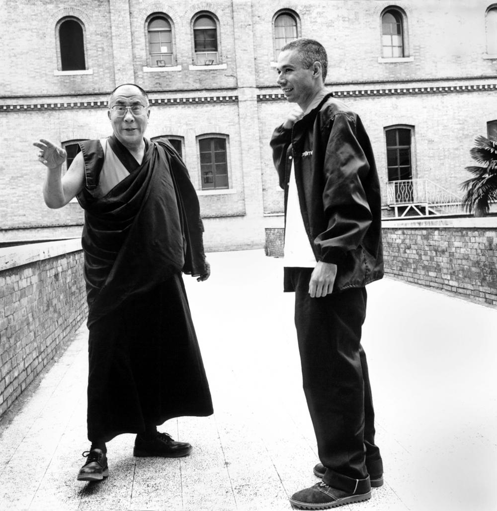 Dalai Lama + Adam Yauch