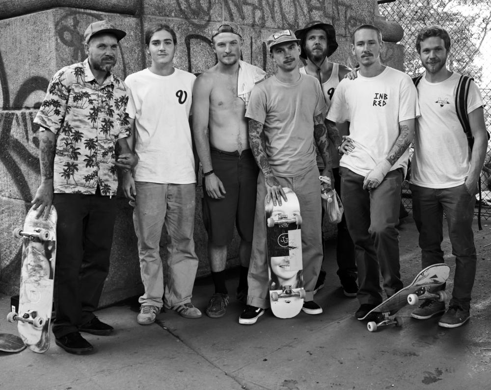 VENUE Skateboard Team