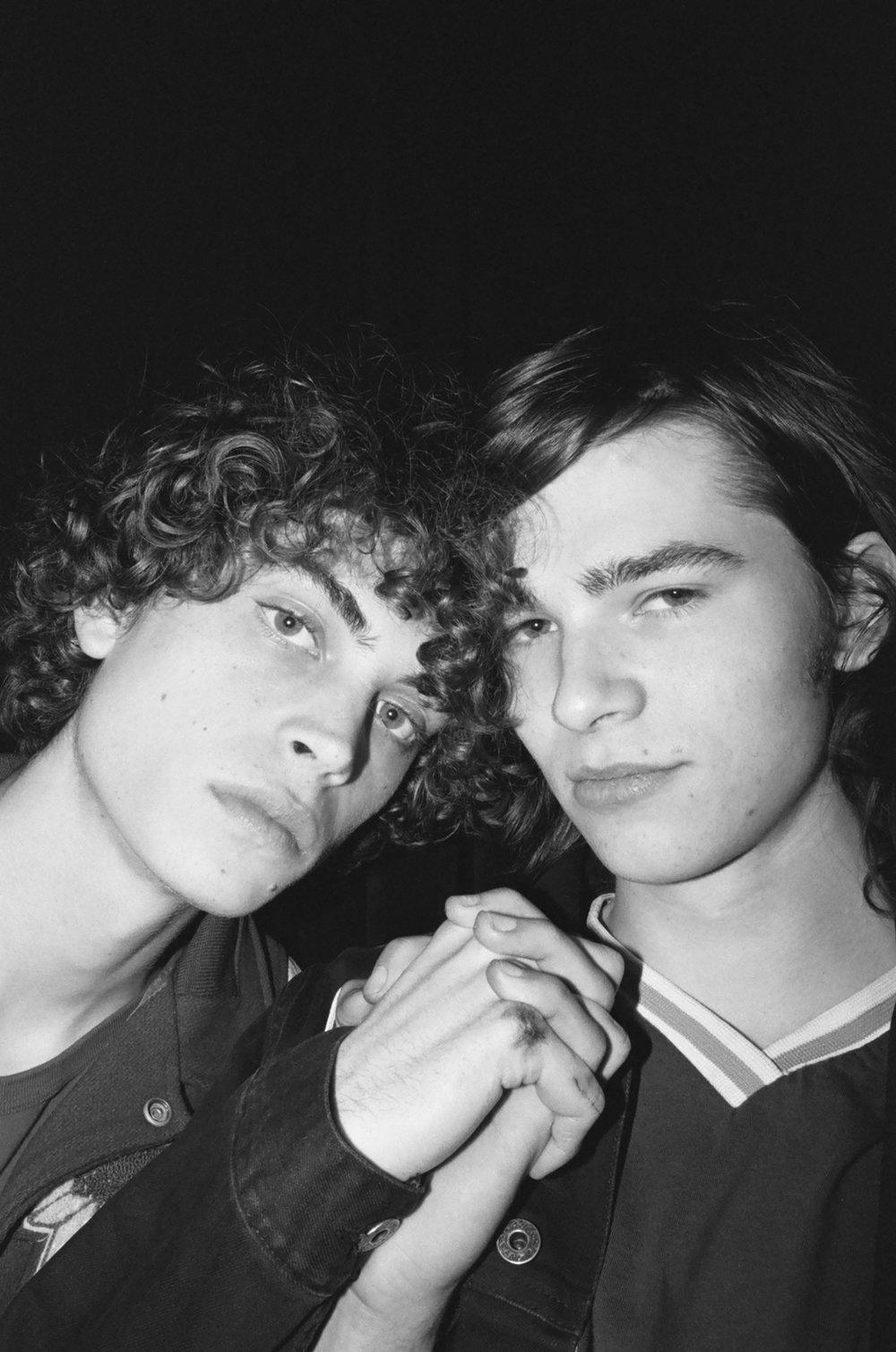 Lucas and Noah