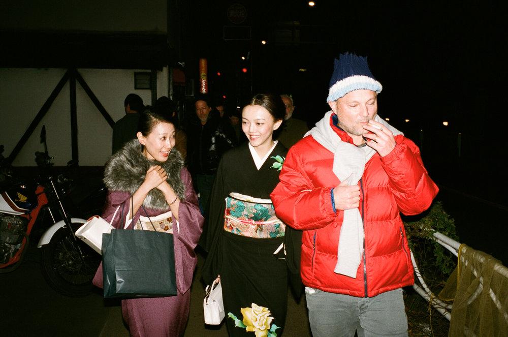 Rila Fukushima & Juergen Teller, Tokyo'17