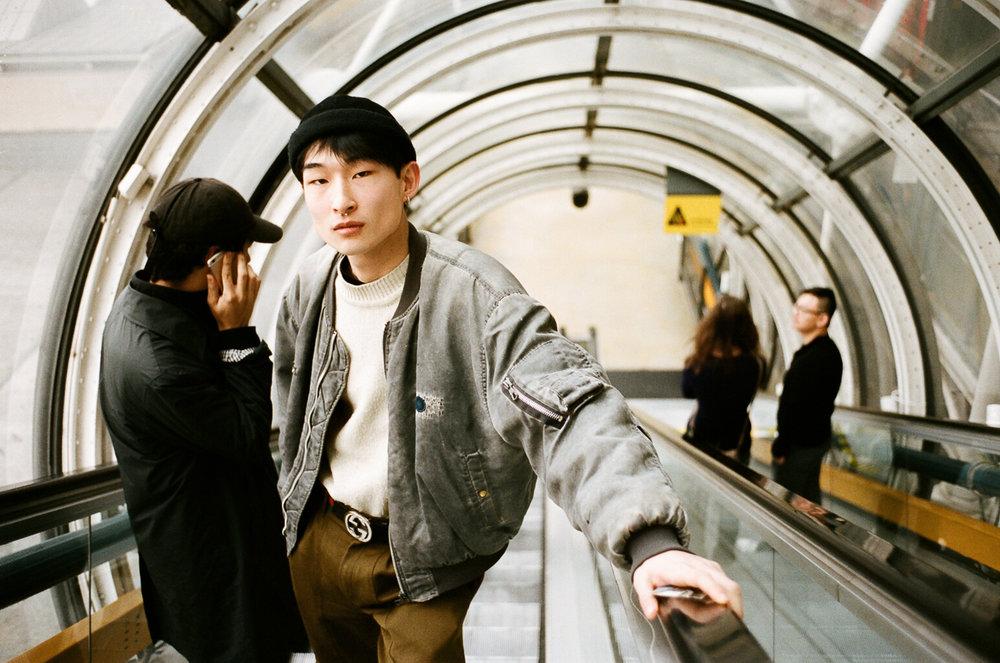 Sang Woo Kim, Paris 2017