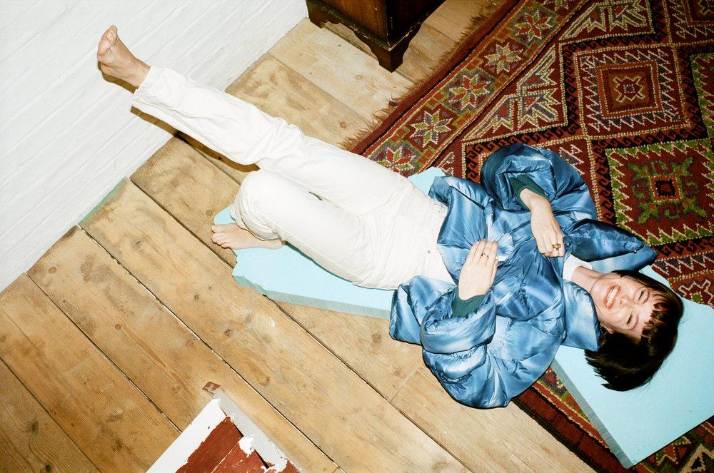 Julia Hobbs for Vogue Ukraine April issue