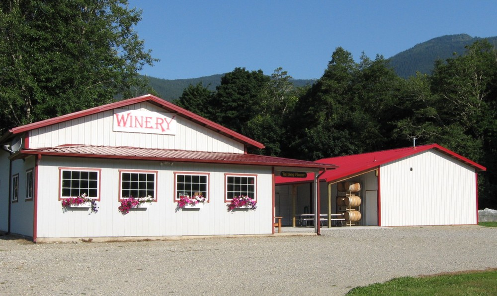 Glacier Peak Winery Tasting Room