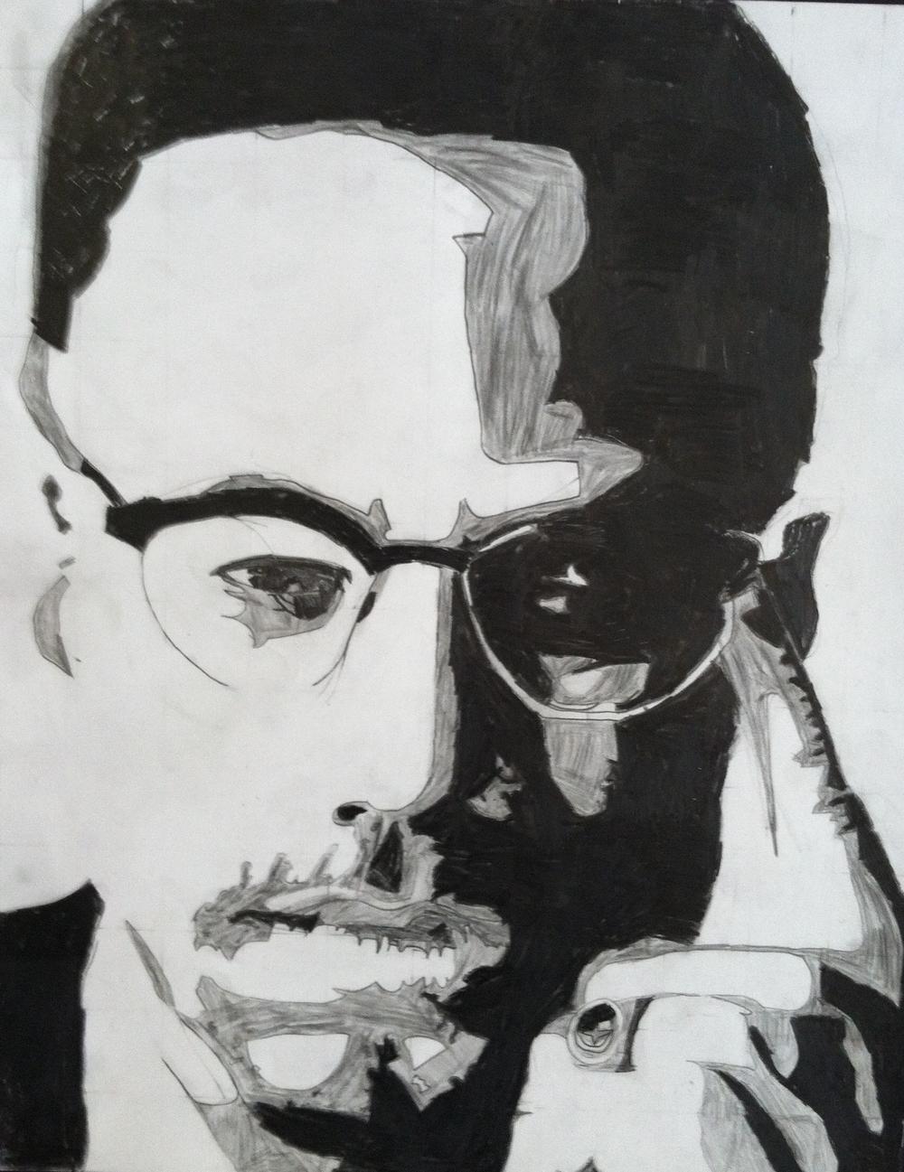 Seamus, Malcolm X.JPG