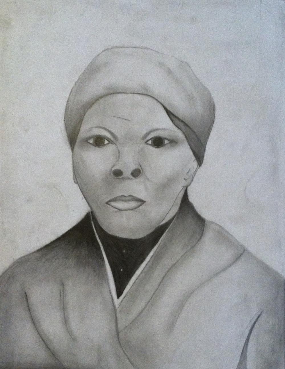 Vivian, Harriet Tubman.JPG