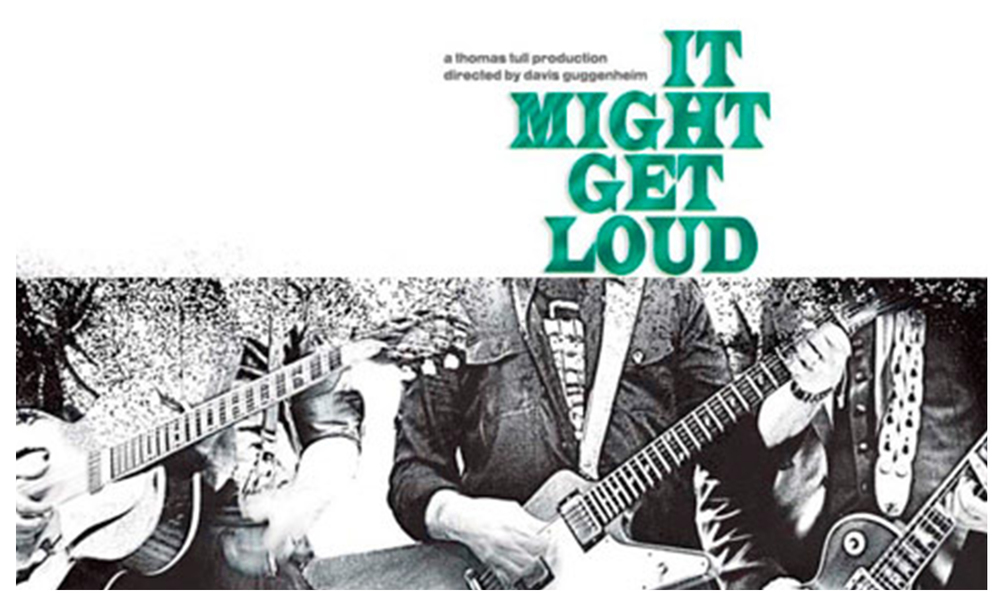 A critically-acclaimed documentary on the electric guitar from the point of view of three significant rock musicians: the Edge, Jimmy Page and Jack White.      www.sonyclassics.com/itmightgetloud