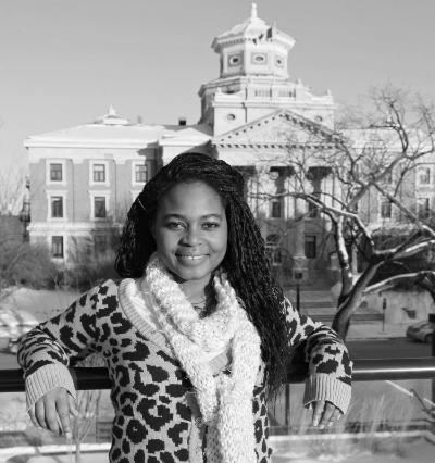 2014 Scholarship Recipient Acqueline Masvikeni