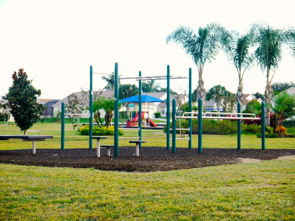 Centre Square Outdoor Gym