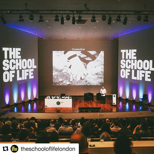 Do you have your tickets? Only a month out to The School of Life's San Francisco Conference. #Repost @theschooloflifelondon with @get_repost ・・・ Last October we spent three days in the heart of Lisbon with a fascinating and enlightened group of people at our inaugural Conference. Together we explored what it is to be emotionally intelligent and helped participants to develop a toolkit of transformative emotional skills. This March we'll be bringing this three-day experience to the USA to continue our exploration into self-knowledge, finding fulfilling work and mastering the art of relationships. Find out more and book your ticket to our San Francisco Conference on our website, link in our bio. Photo credit @georgiarosehardy . . . #theschooloflife #schooloflife #love #work #culture #calm #meaning #wellbeing #conference #sanfrancisco #usa #emotionalintelligence #throwbackthursday #help #advice