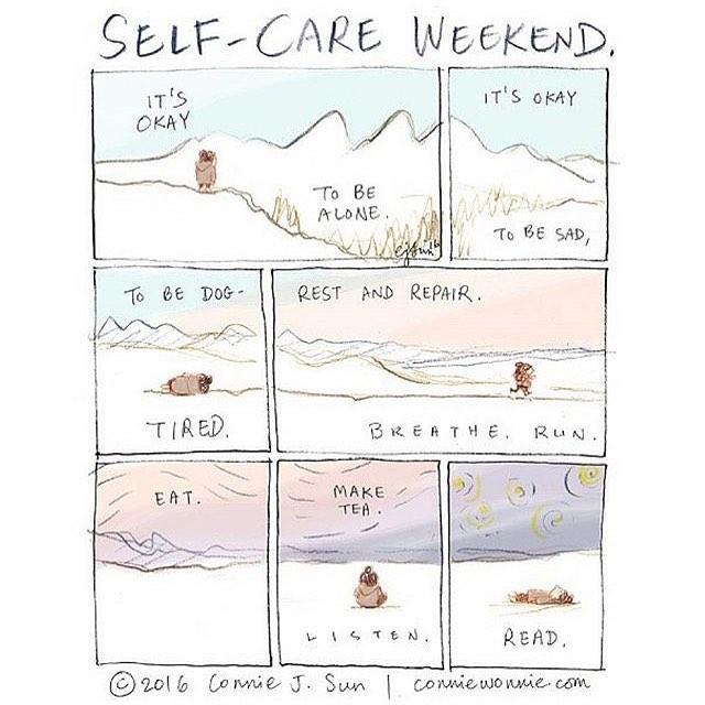 Getting ready for a Self Care Weekend inspired by @theblurtfoundation. How will you spend yours? #selfcare #thisweekend #mentalwellbeing
