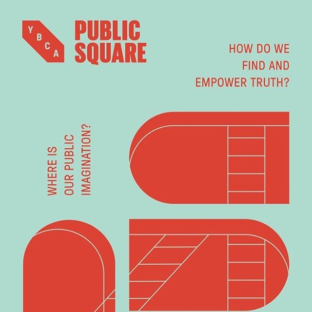 Here are the details for the YBCA Public Square that we've been working towards all year in our Public Imagination Cohort. Join us on Sat June 2nd, 2 to 6pm for a surprising afternoon of choose your own adventure, queer ritual, a meeting with the first female president, snacks and drinks as we bring together art and community. #publicsquare #ybca