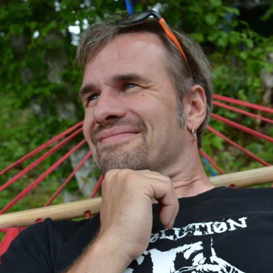 Patrik Olterman - Co-Facilitator
