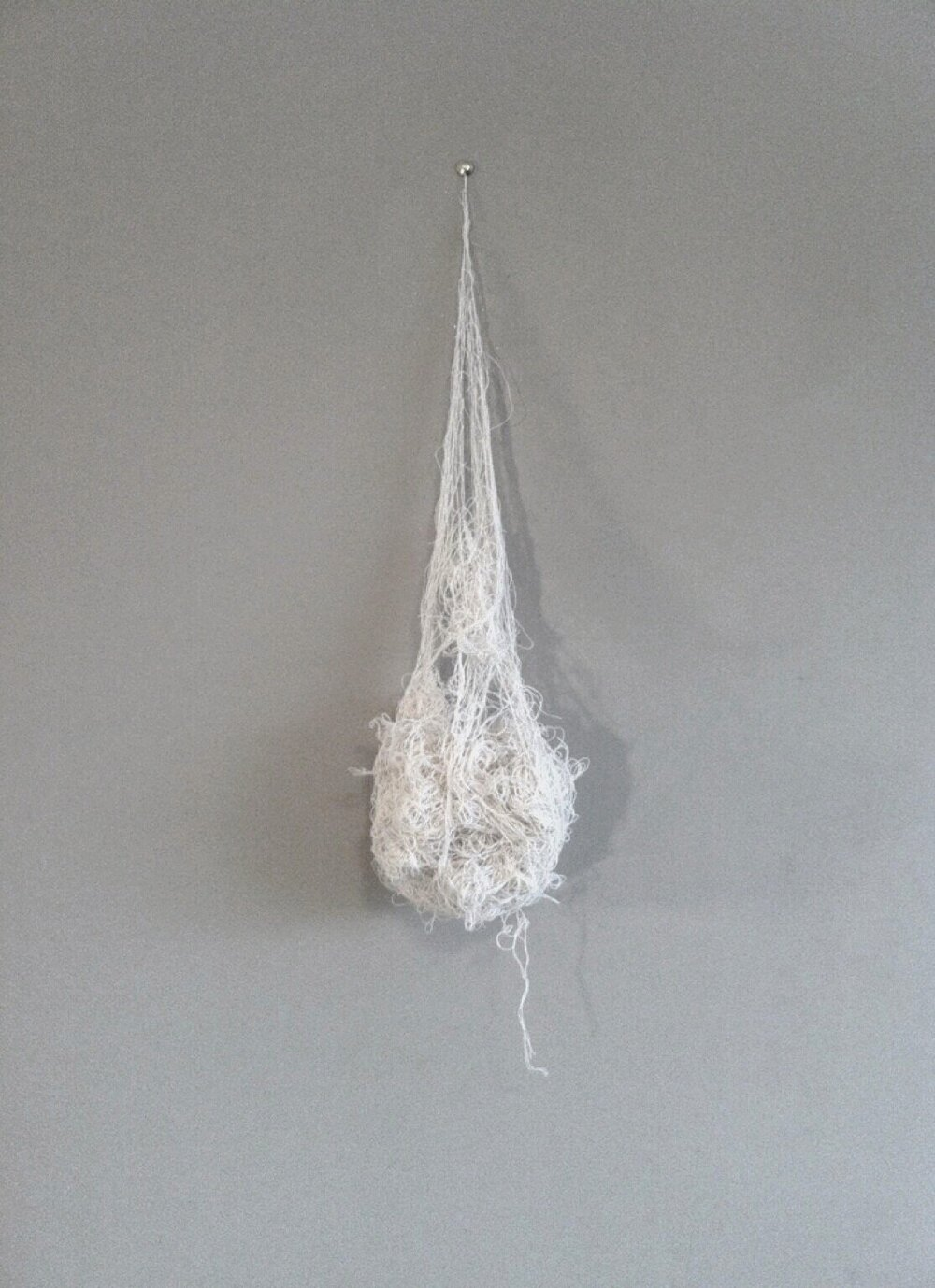 Hanging On To It's Pieces / Ashley Opperman / canvas