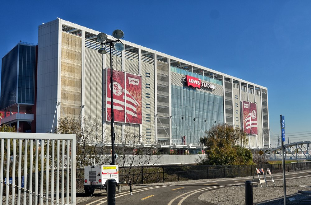 Levi's Stadium, home of the San Francisco 49ers