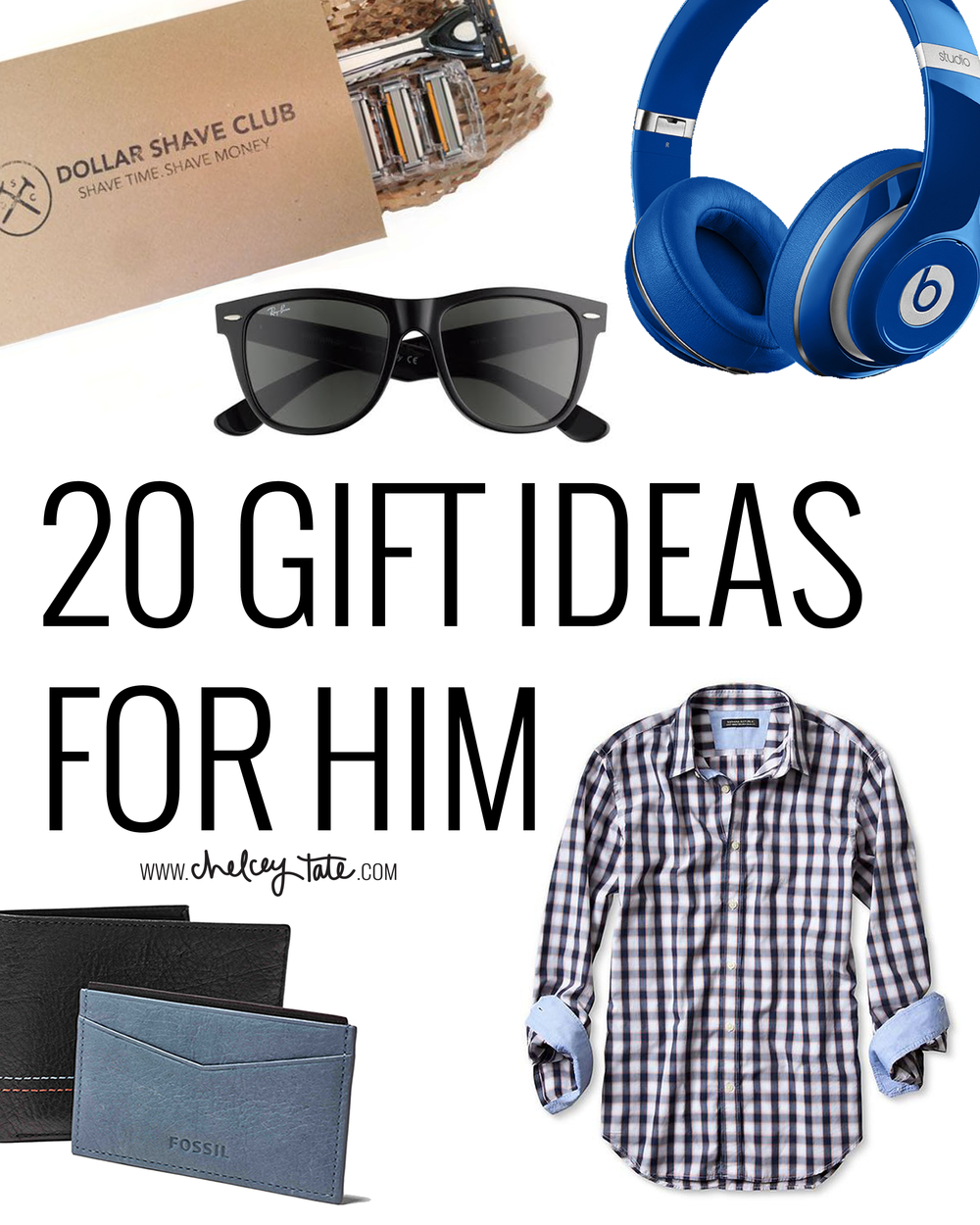 20 Day Gift Guide For Him