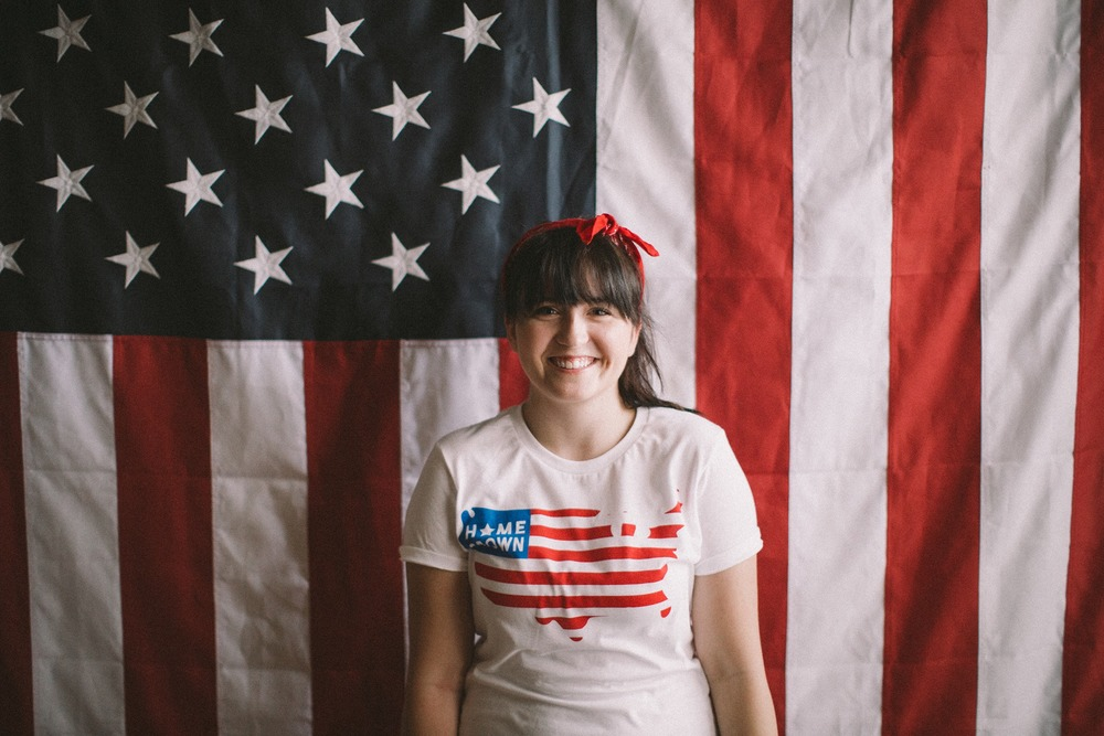 All American Girl www.chelceytate.com