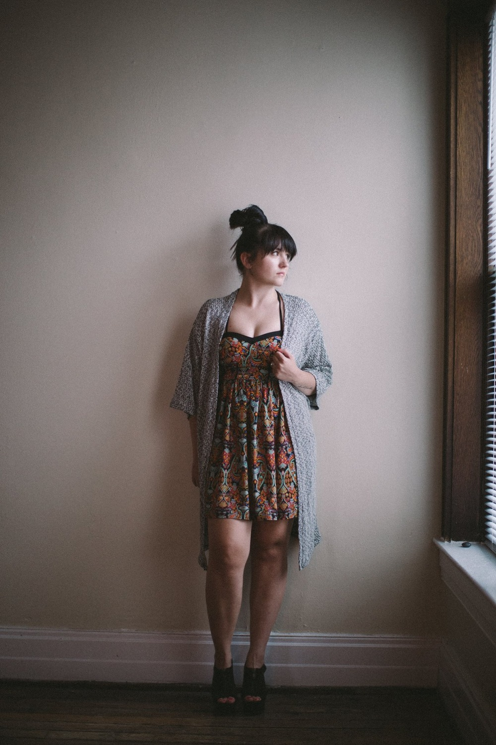 Cozy rainy day vibes via www.chelceytate.com