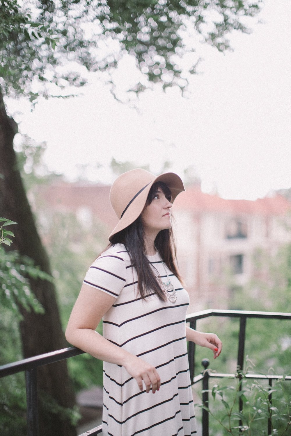 Black, White + Stripes by Chelcey Tate