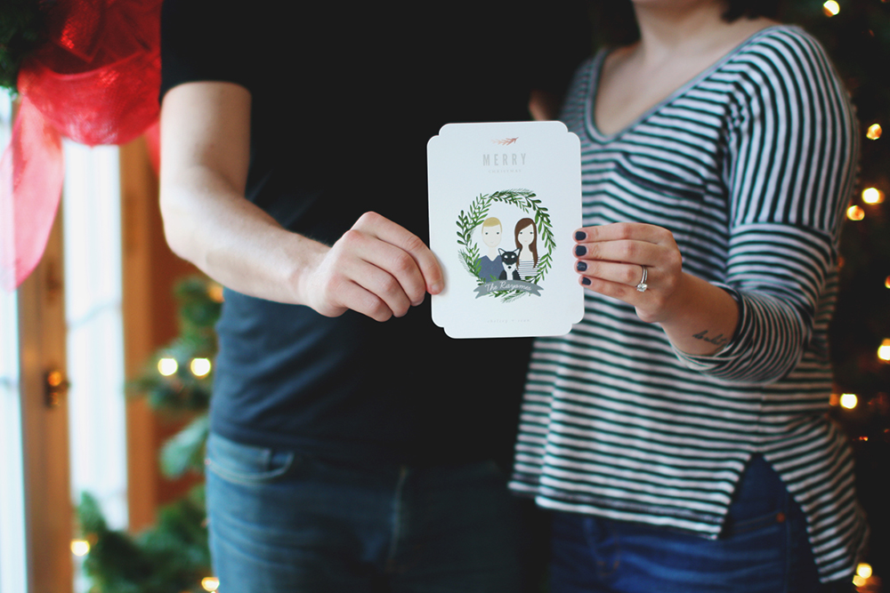 Merry Christmas With Minted www.chelceytate.com