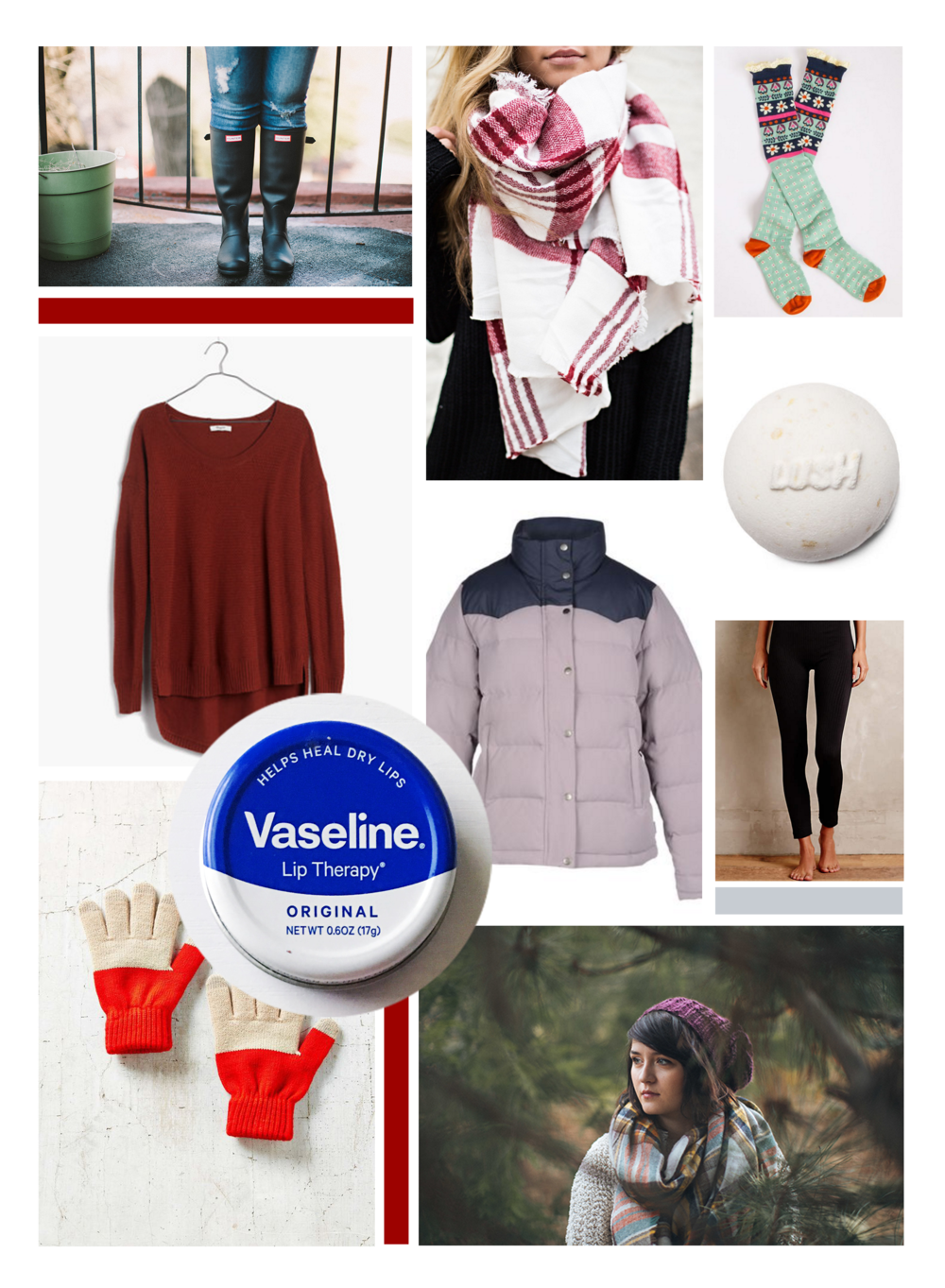 Tuesday Ten Winter Beauty + Style Essentials via www.chelceytate.com