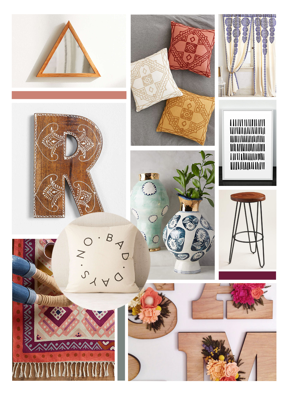 Tuesday Ten: Home Decor Finds www.chelceytate.com