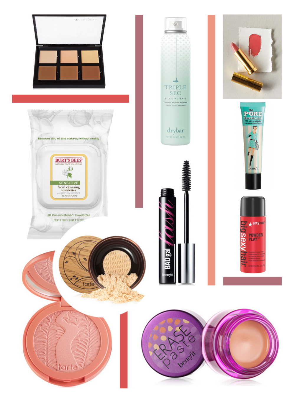 Tuesday Ten Beauty Faves via www.chelceytate.com
