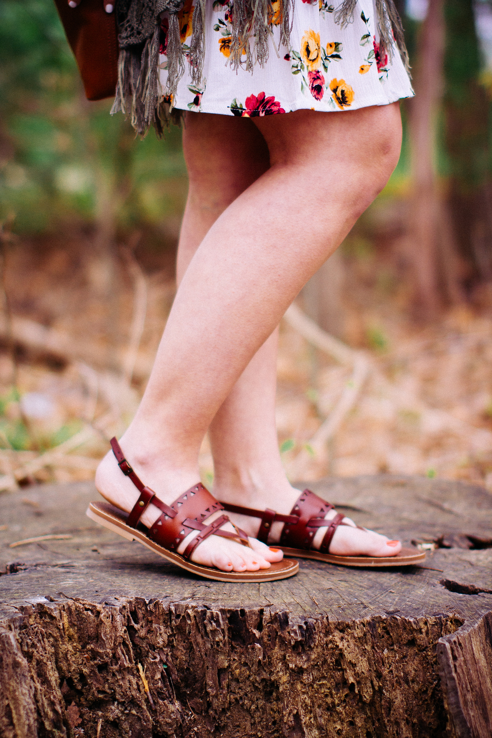 Spring Style Target Sandals www.chelceytate.com
