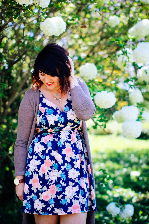Spring Style - Modcloth Dress via www.chelceytate.com