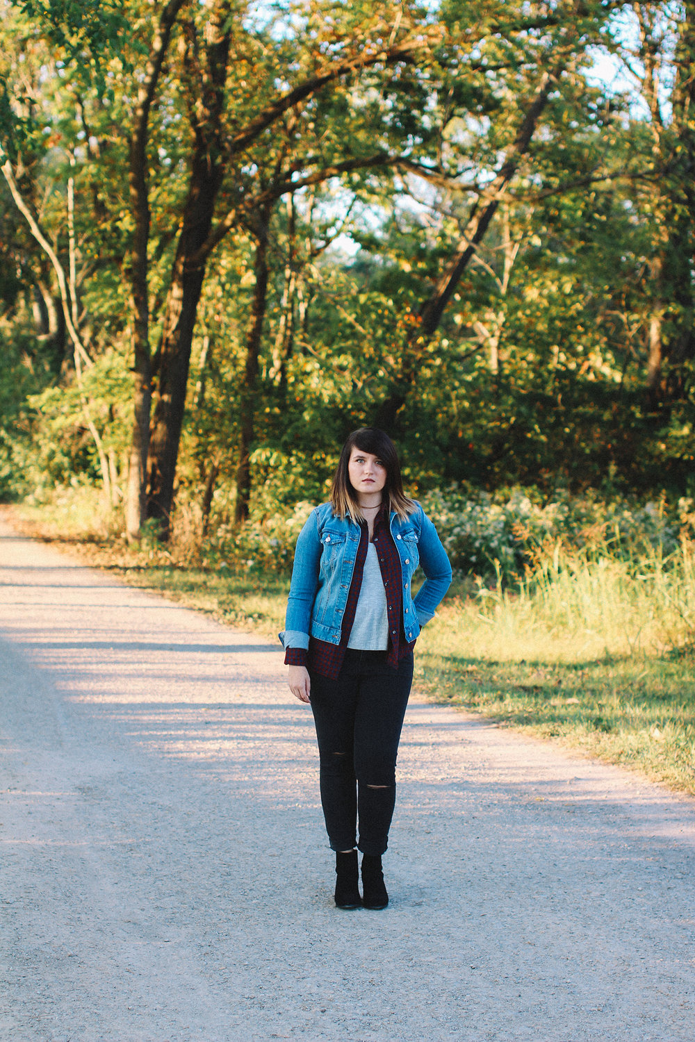 Fall style via chelceytate.com ft @madewell @urbanoutfitters @hm