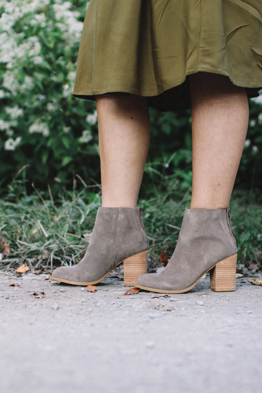 Ecote booties via @urbanoutfitters on chelceytate.com