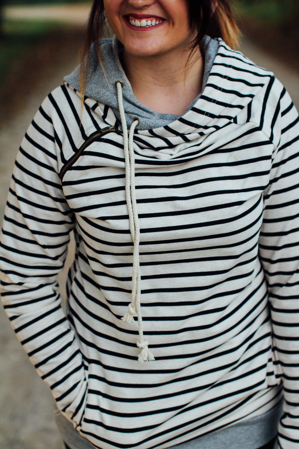 Double Hooded Sweatshirt via chelceytate.com @chelceytate @mindymaesmarket @madewell @urbanoutfitteres @altardstate @nordstrom