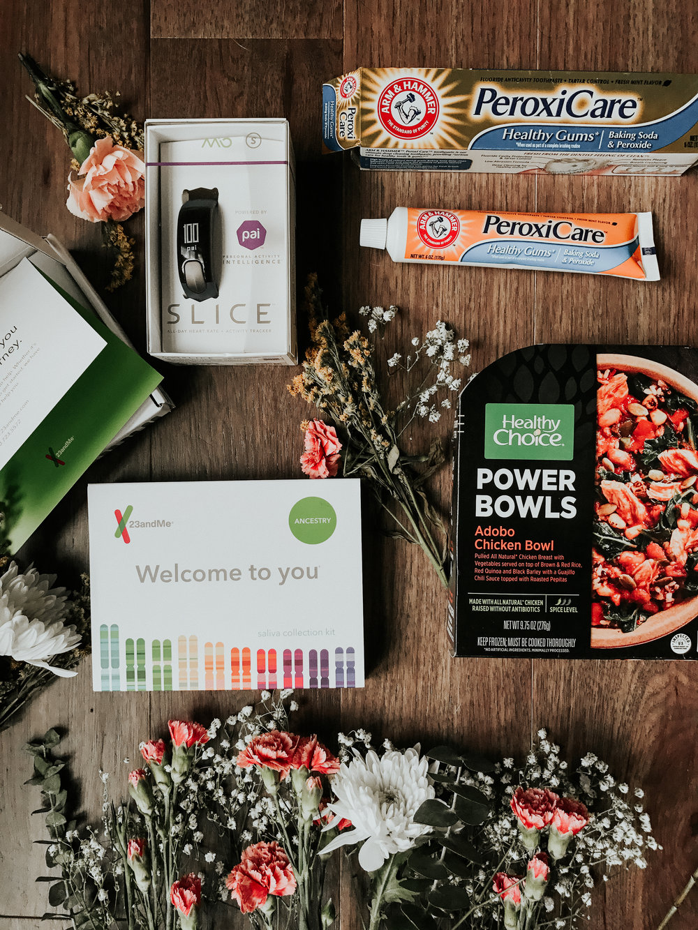 4 Products to Live Healthy via www.chelceytate.com