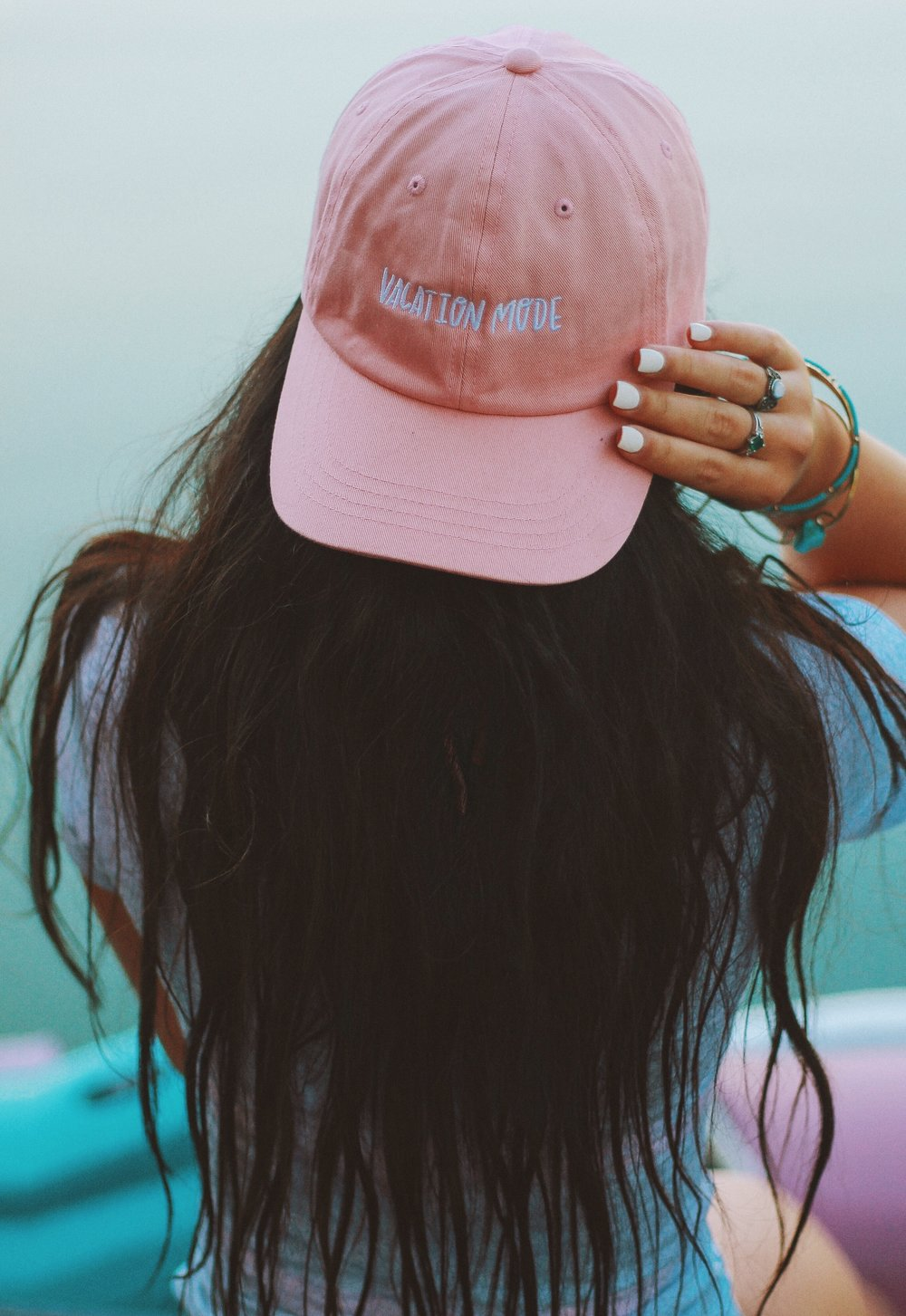 Shop Vacation Mode Hat Here