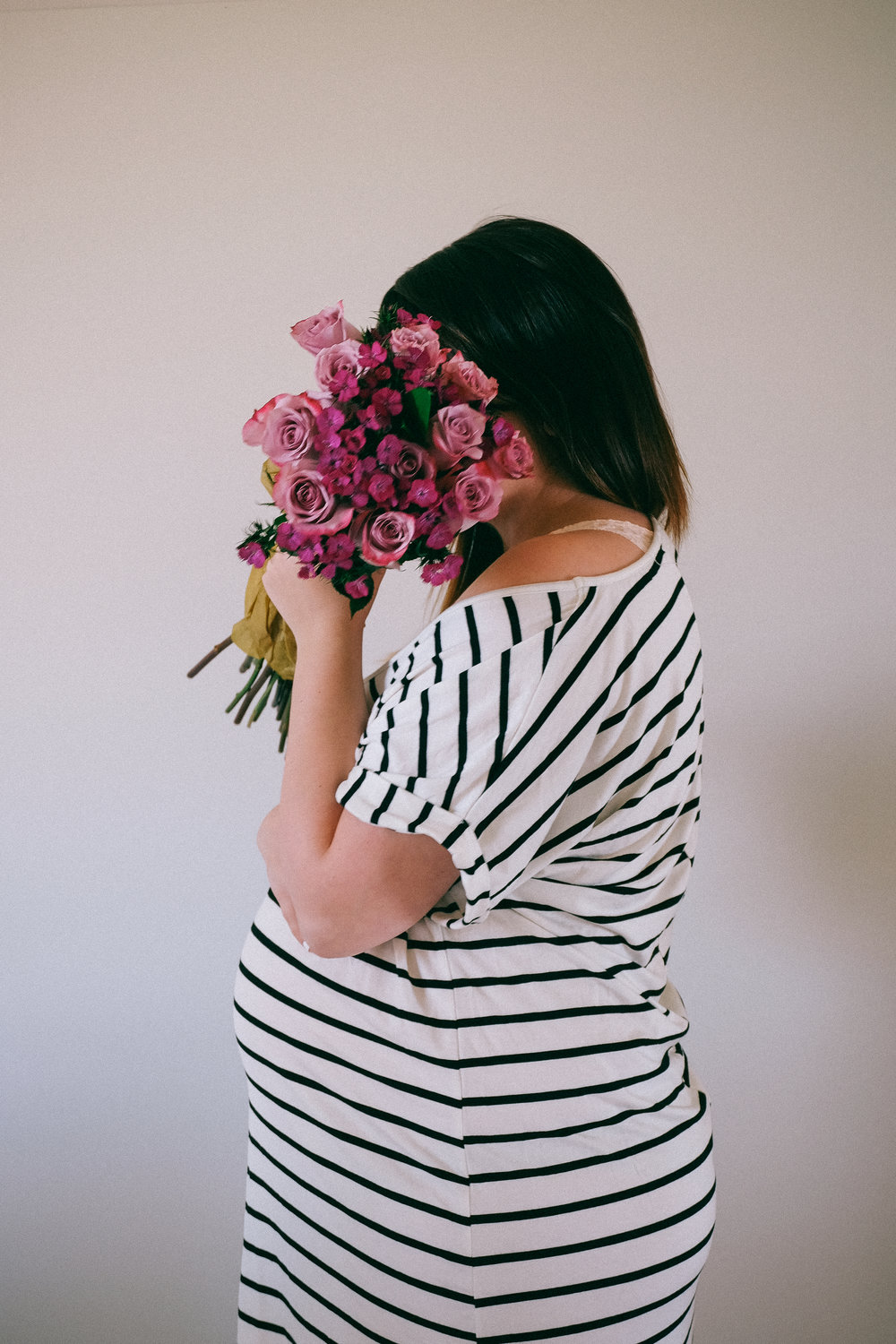 30 Week Bumpdate + Gender Reveal via www.chelceytate.com
