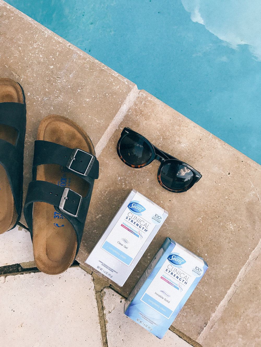 Laid Back Summer Style Essentials With Secret via Chelcey Tate www.chelceytate.com #sponsored