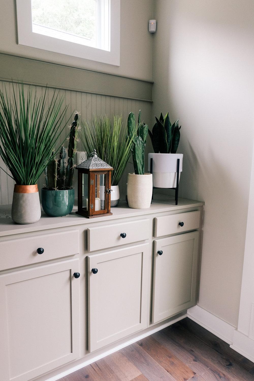 Cozy Living Room Reveal With World Market via chelceytate.com
