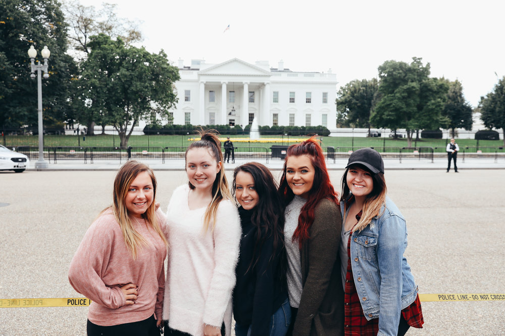Reflecting on 2017 Sisters at the White House via Chelcey Tate www.chelceytate.com