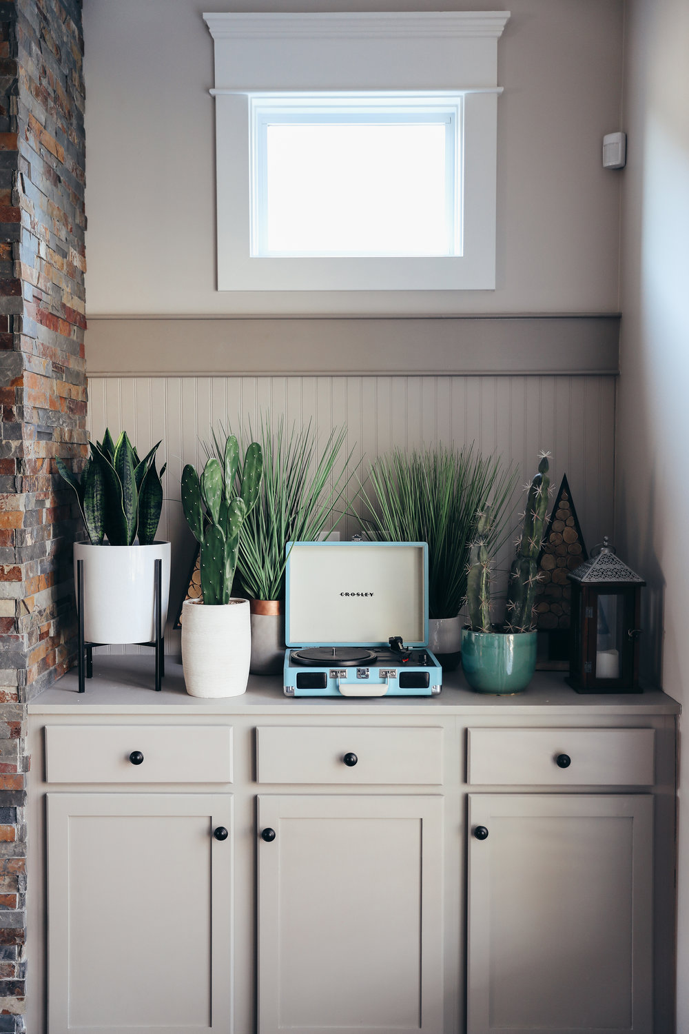 The Best Places to Buy Fake Plants via Chelcey Tate www.chelceytate.com