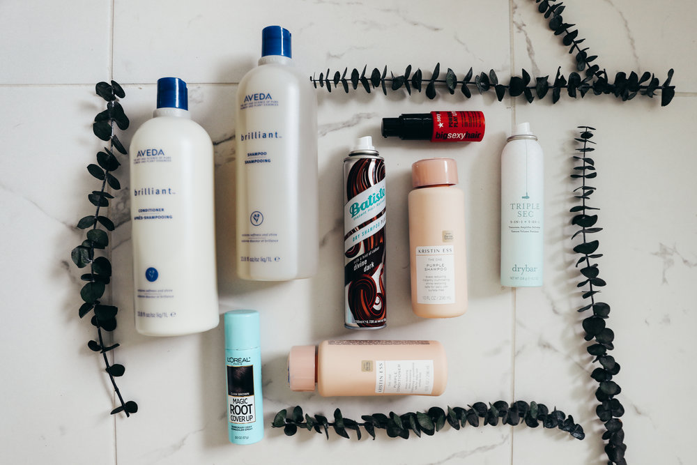 Hair Talk + Fave Products via www.chelceytate.com Chelcey Tate