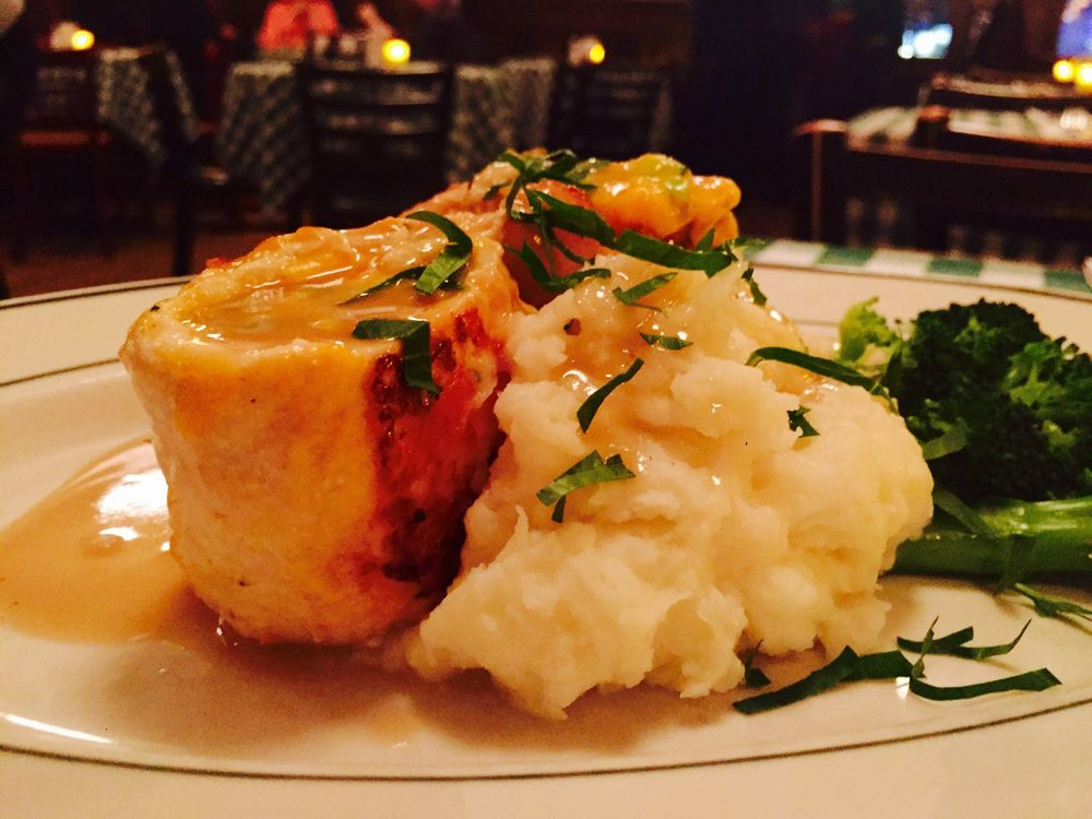 Chicken Breast Stuffed with Cheddar & Broccoli Topped with Chicken Gravy Served with Whipped Mashed Potato.jpg