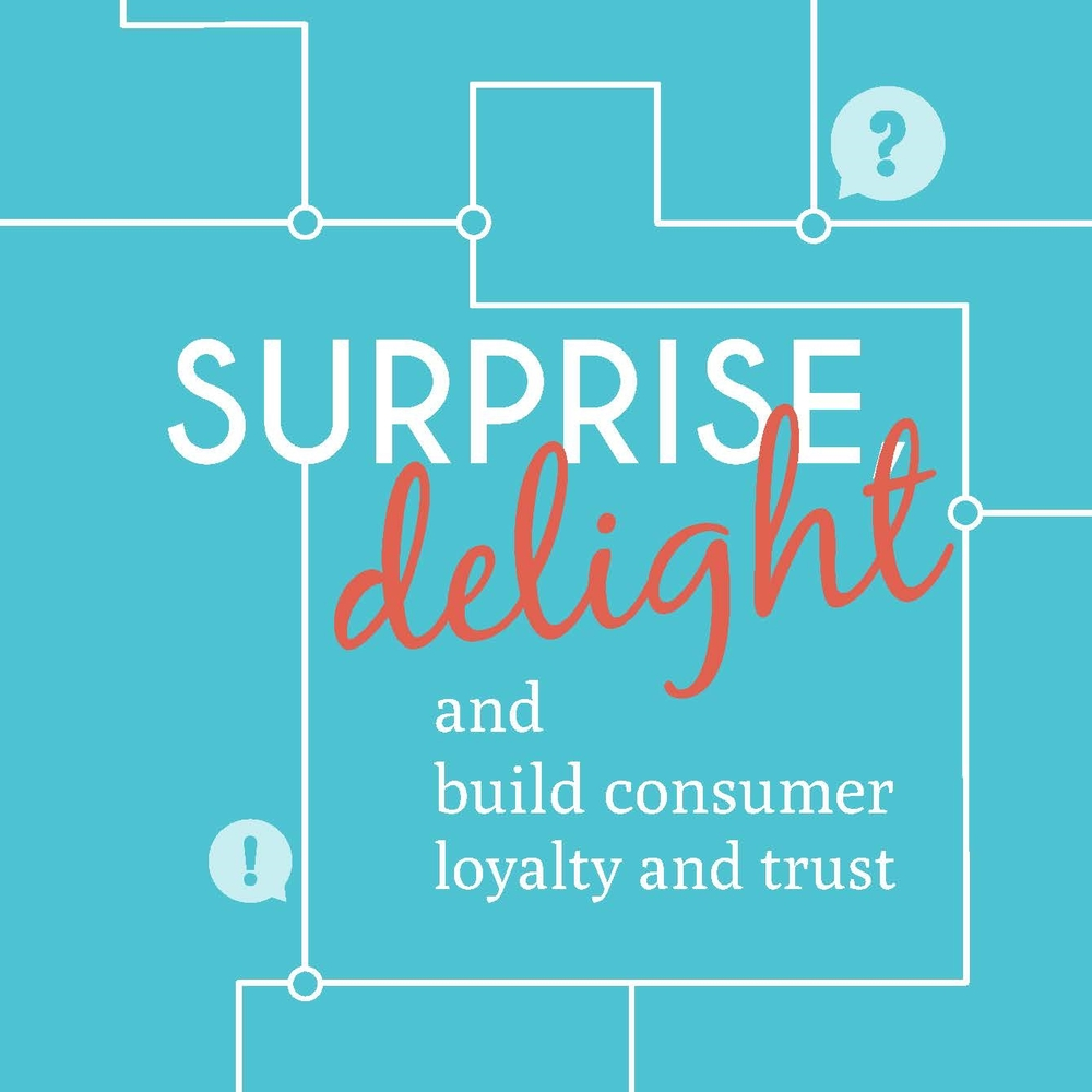 Surprise Delight and build Consumer Loyalty and Trust Michael Wyrley-Birch TRO EMEA