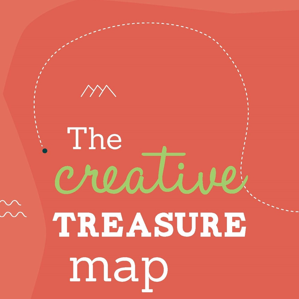 The Creative Treasure Map Soraya Amorim Hall & Partners