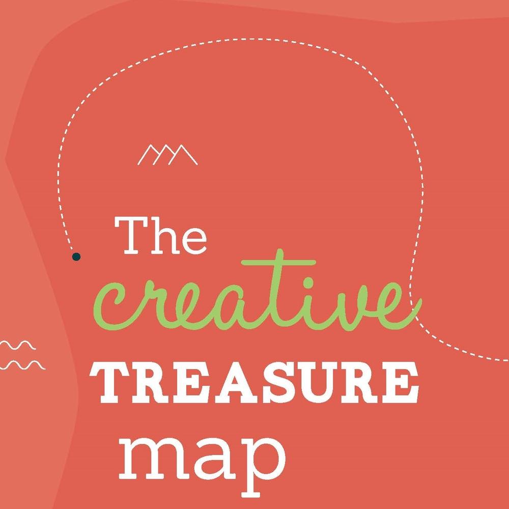 The Creative Treasure Map Soraya Amorim Hall & Partners