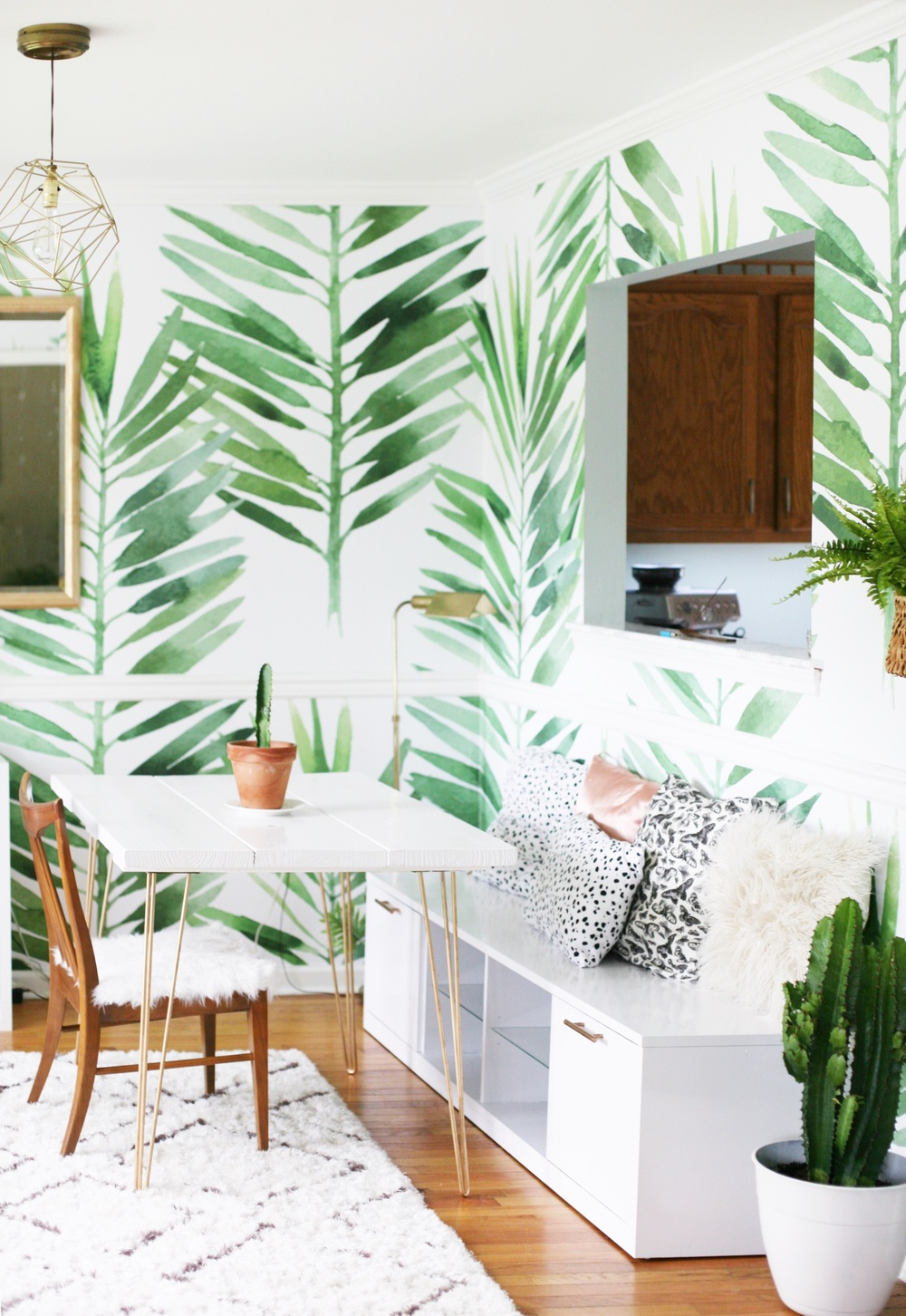 Luckily i found muralsyourway an amazing online store which specializes in statement wall art and removable wallpaper if youre looking for something