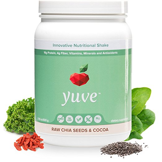 YUVE PLANT-BASED PROTEIN