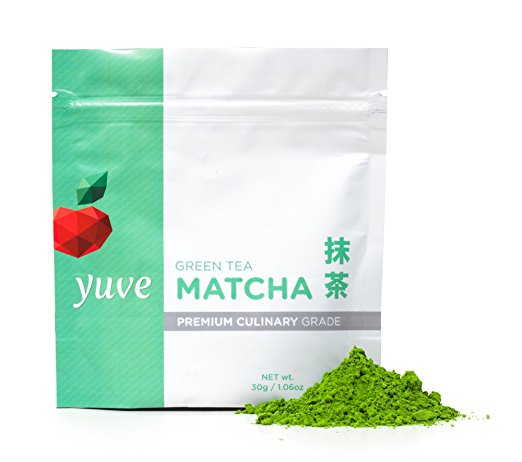 YUVE MATCHA POWDER
