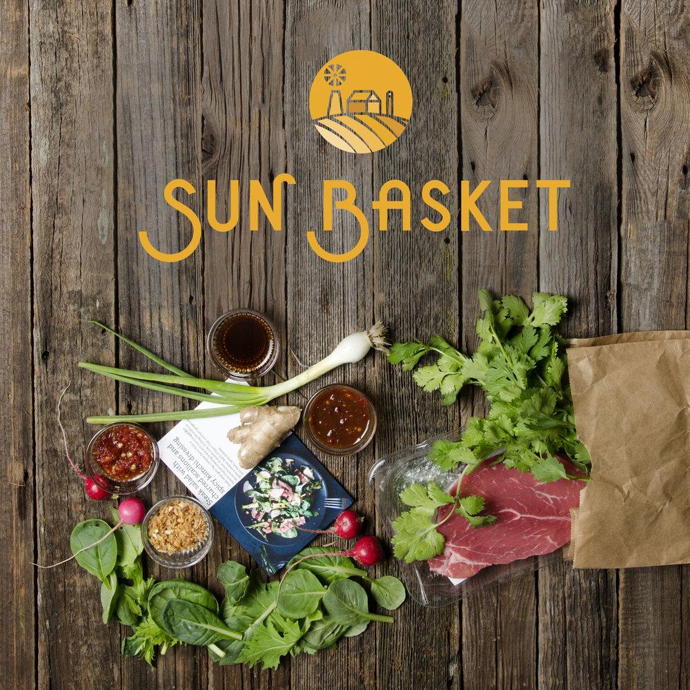 SUN BASKET MEALS - Get 3 meals free!